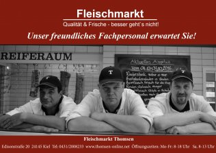 Personal Fleischmarkt 2016 Steak DryAge Thomsen