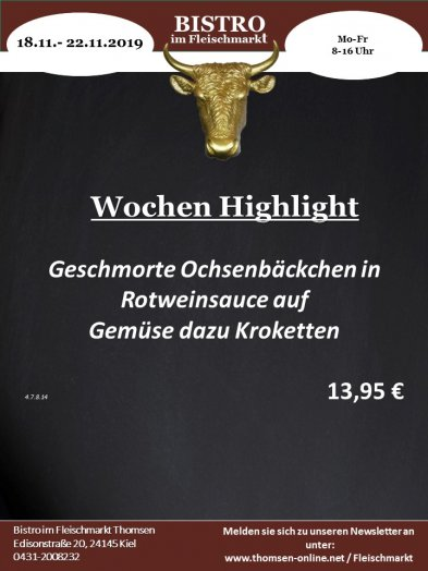 Wochen Highlight KW47